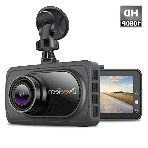 dash cam wdr ips dashboard