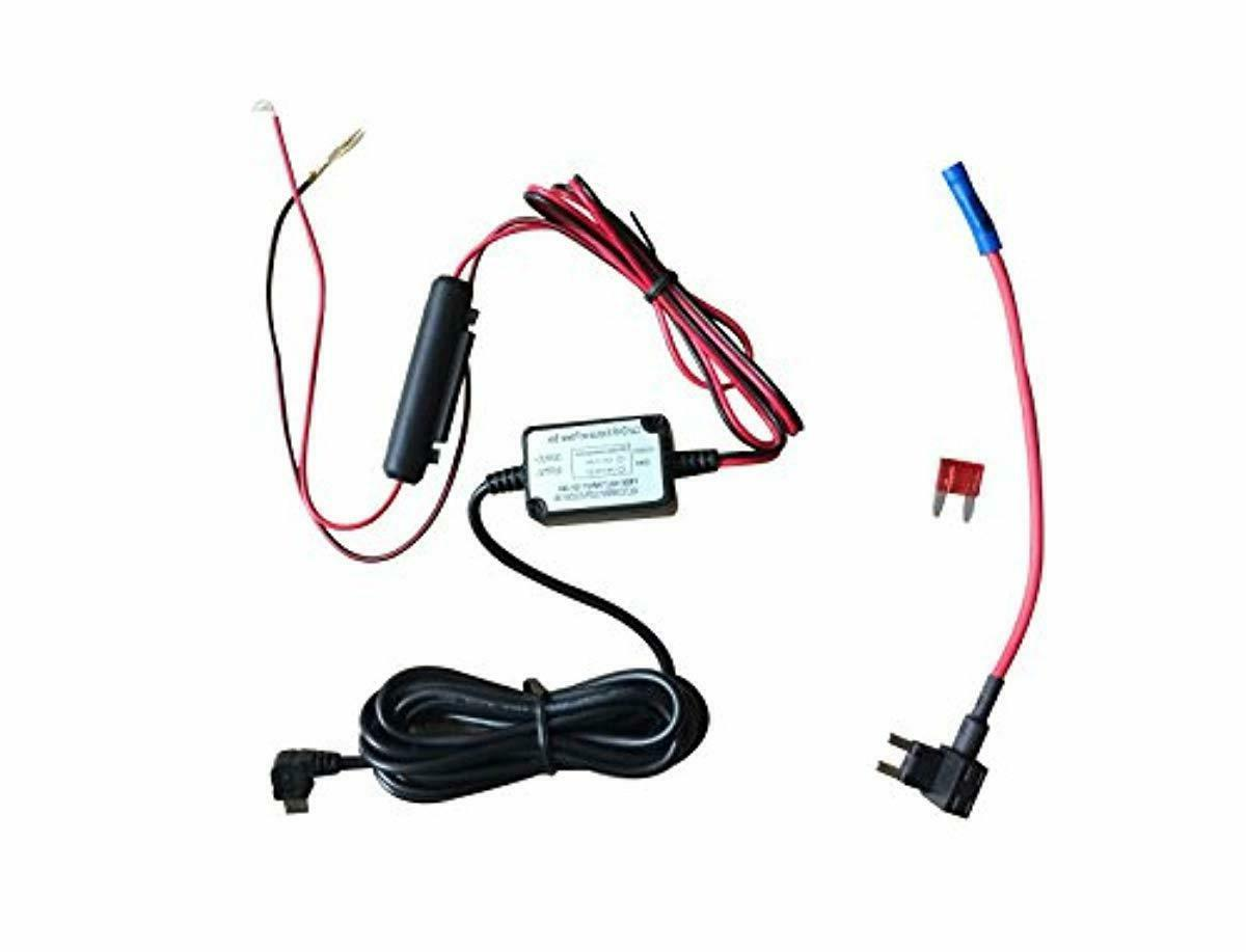 dash camera hard wire kit with micro