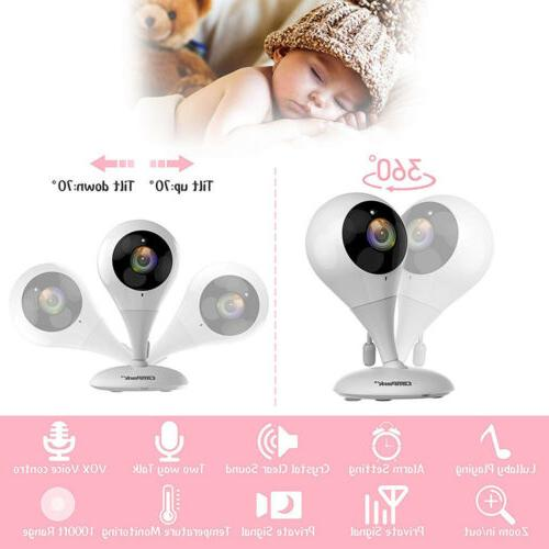 Baby Campark Wireless Vision Talk Sensor