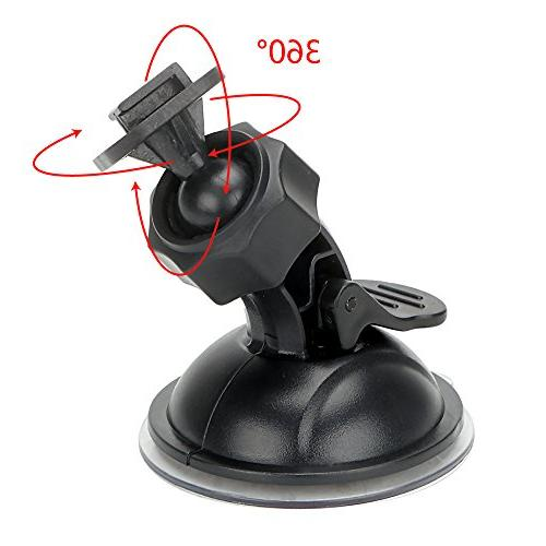 Dash Suction Cup Video Recorder for Dash DVR