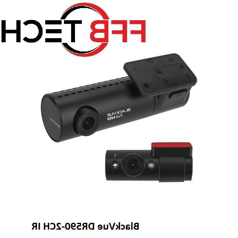 BlackVue DR590-2CH IR HD Dashcam Sony Starvis Sensor 16GB