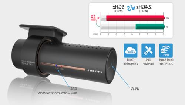 BlackVue 4K Dashcam GPS Authorized Dealer