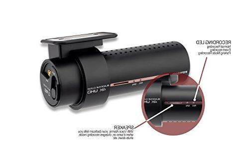 BlackVue DR900S-2CH Micro Power Magic Kit Included GPS Motion Sensing Parking Mode