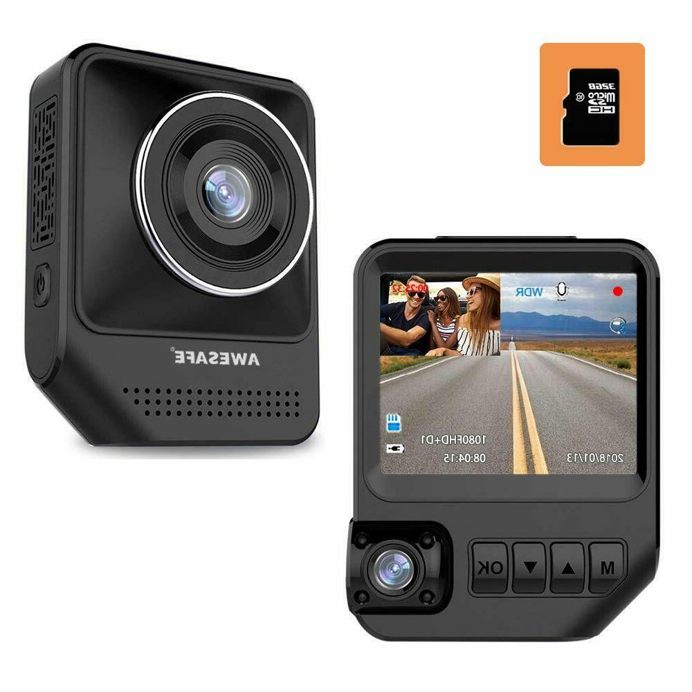 dual dash cam for cars front