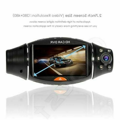 GPS Car Vehicle Cam Recorder