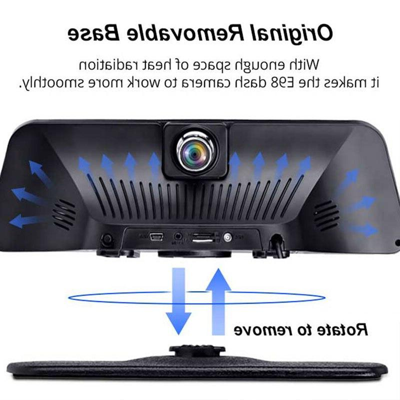 <font><b>ANSTAR</b></font> 4G Android Dashboard WiFi GPS ADAS Car DVR 1080P Recorder Registrar Camera
