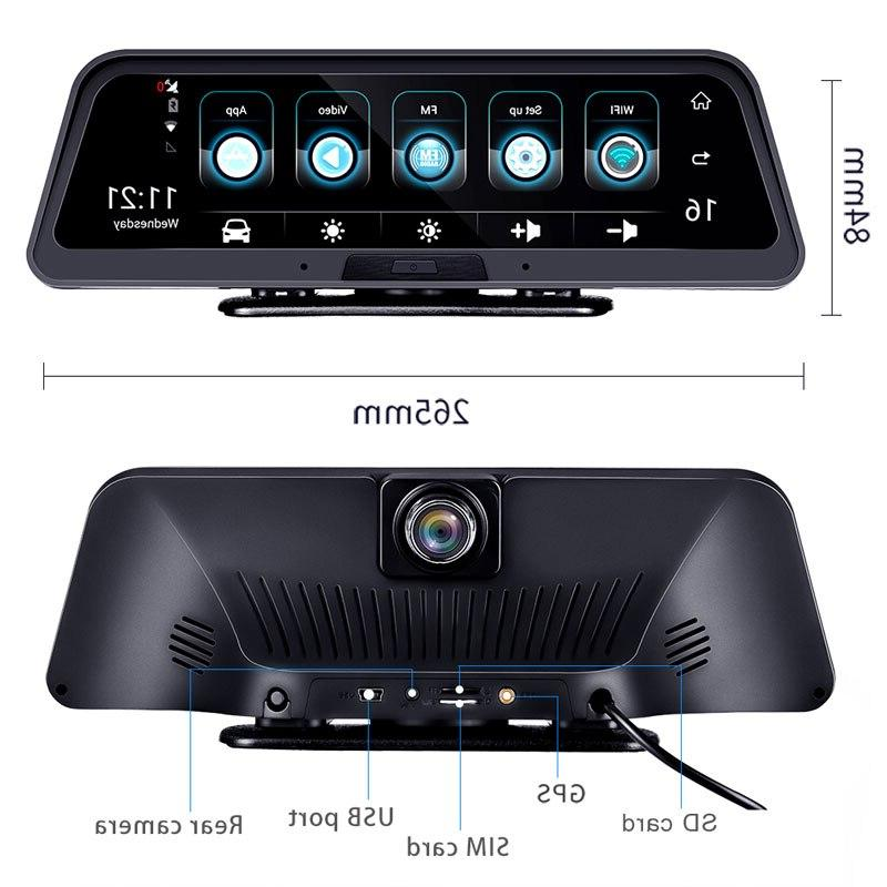 <font><b>ANSTAR</b></font> Android Dashboard Car Camera WiFi Car Registrar Auto Camera