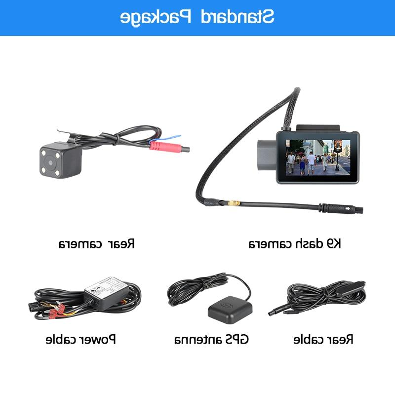 <font><b>ANSTAR</b></font> <font><b>Cam</b></font> smart Car HD Rear Video Car DVR Monitoring <font><b>Dash</b></font> Camera