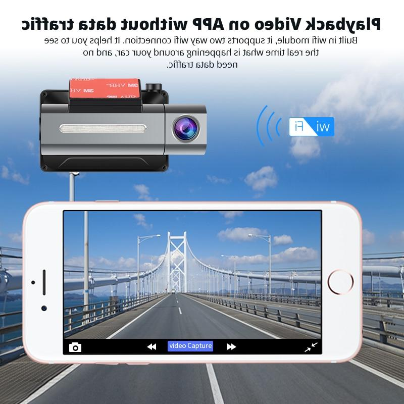 <font><b>ANSTAR</b></font> <font><b>Dash</b></font> HD View Camera Video Recording Function Car DVR Parking <font><b>Dash</b></font>