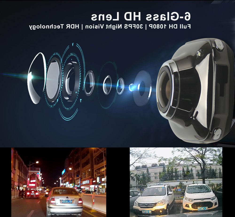<font><b>ANSTAR</b></font> New <font><b>Dash</b></font> <font><b>Cam</b></font> 1080P Camera Car Vision Recording Car DVR Parking Monitoring Camera