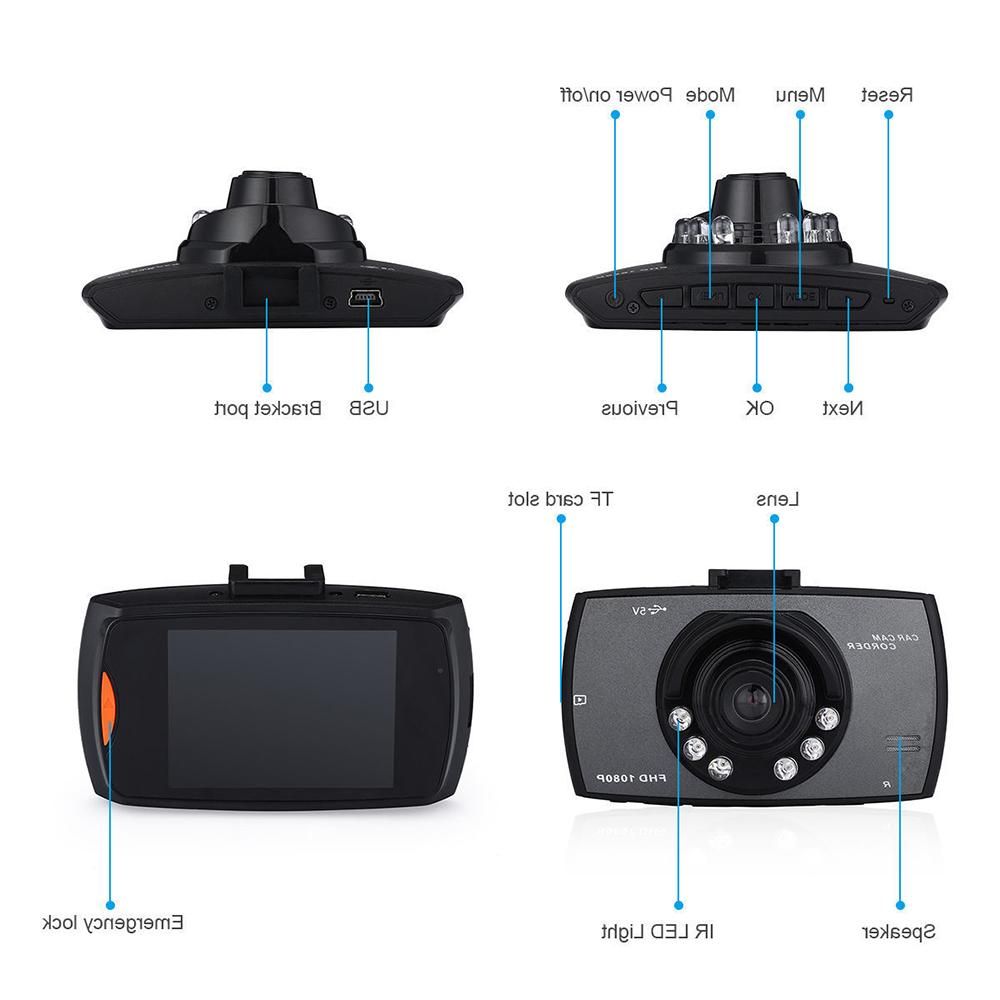 <font><b>Car</b></font> DVR <font><b>Camera</b></font> Full HD 140 Dashcam Video <font><b>for</b></font> <font><b>Cars</b></font> <font><b>Dash</b></font> Cam