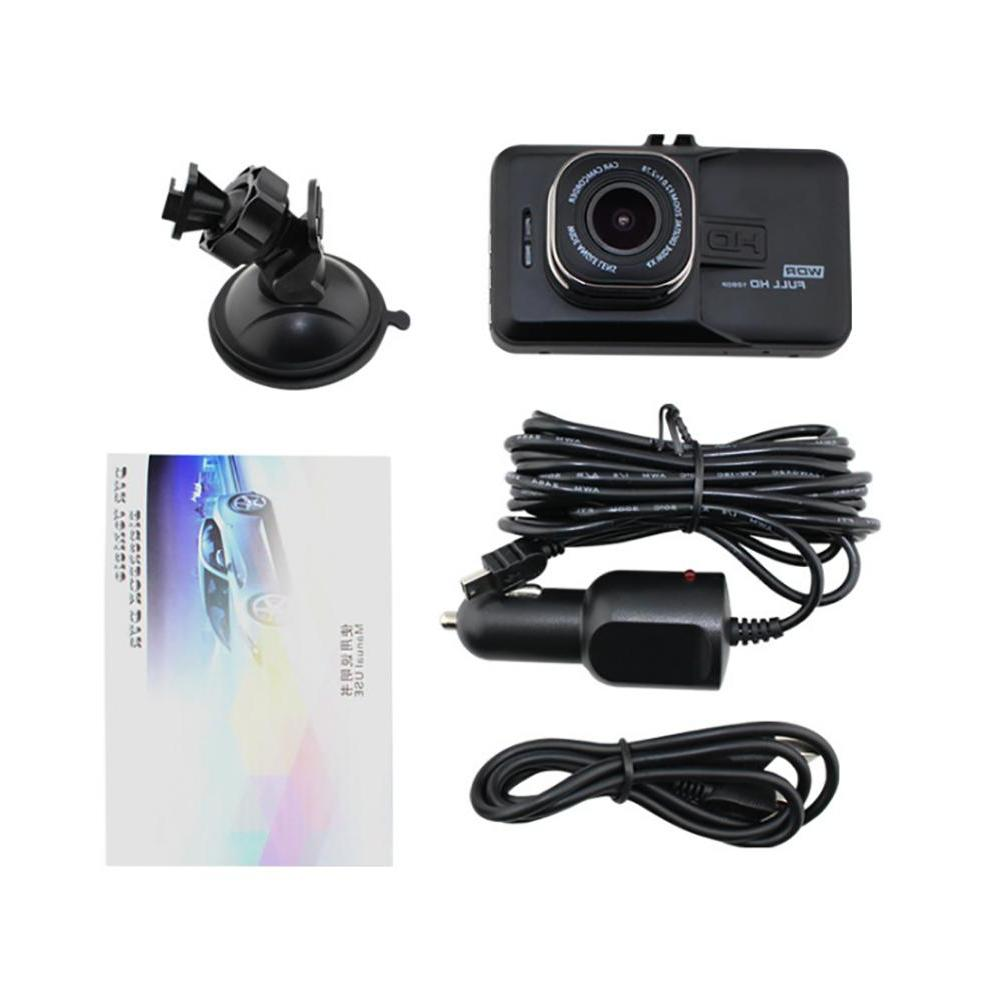 Full HD 1080P Cam <font><b>Camera</b></font> With Night Vision G Automatic DVR