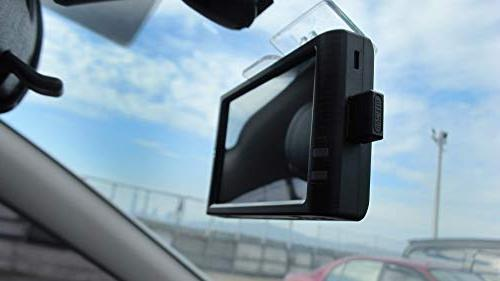 """PAPAGO 366 Dash Cam 1080P Car Front and 3.5"""" Touch microSD Card Included GS36616G"""