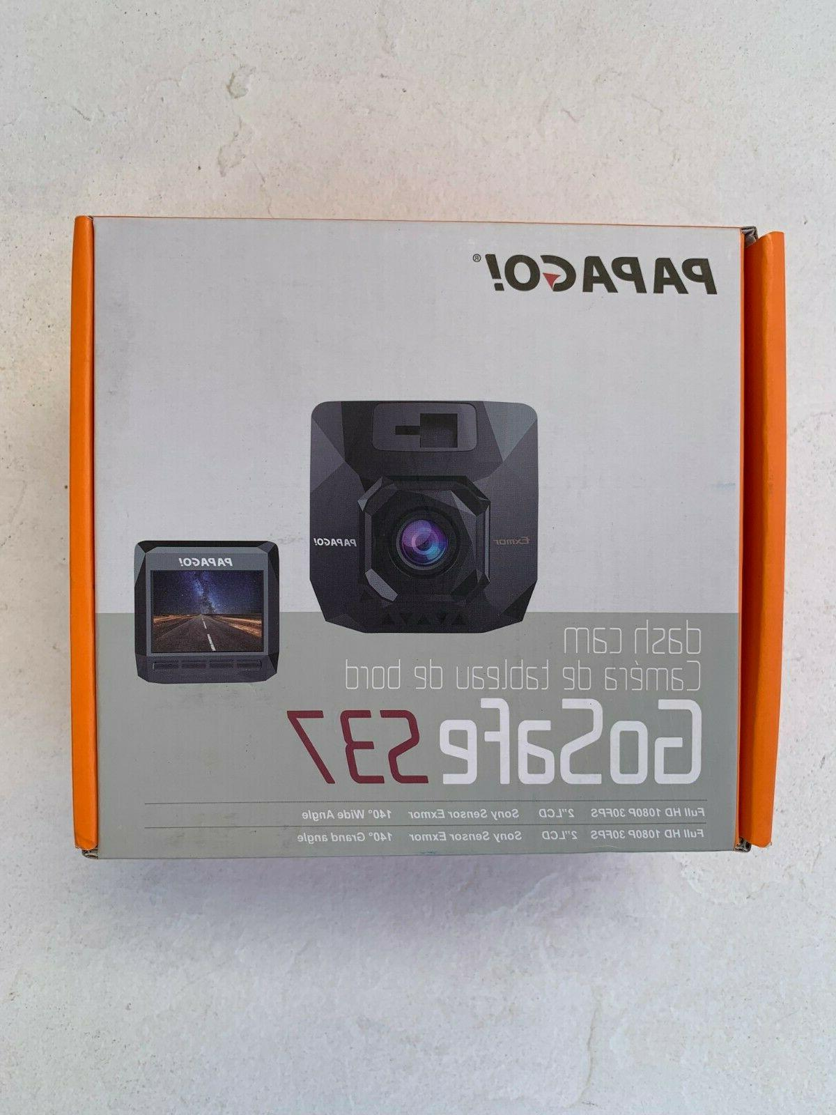 gosafe s37 dash camera