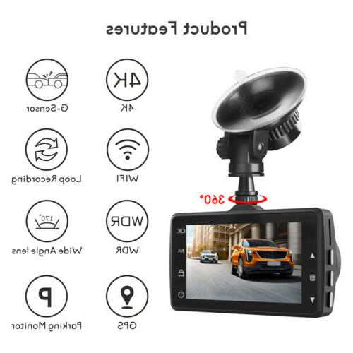 TOGUARD Mirror Dual Full Touch Screen Video Streaming