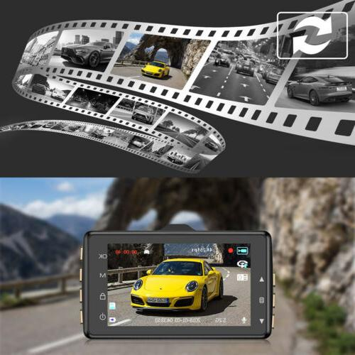 """TOGUARD Camera 10"""" Mirror Dash Full Touch Screen Streaming"""