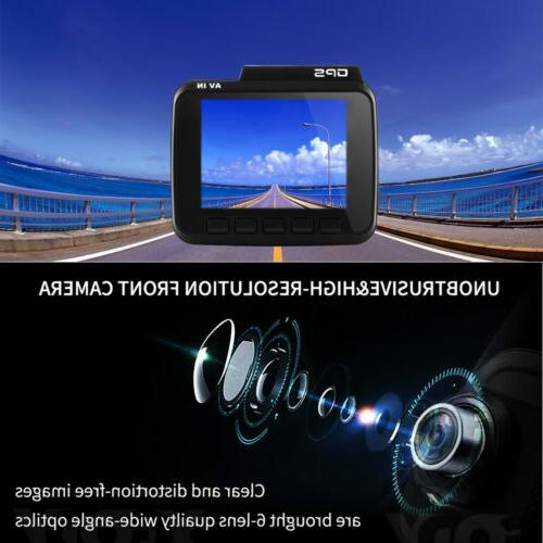 AZDOME GS63H 4K 2160P Car Camera GPS