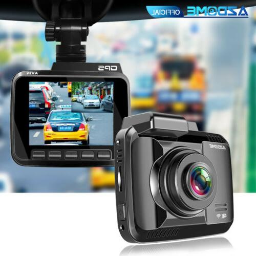 AZDOME GS63H 4K Ultra HD 2160P Car Dash Cam with WiFi & GPS