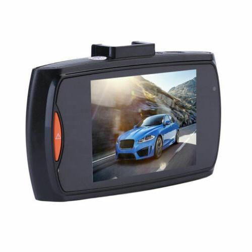 HD 1080P Vehicle Camera Dash Cam 2.7