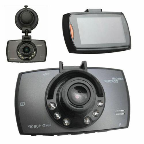HD Car Vehicle Video Dash Cam 2.7 inch