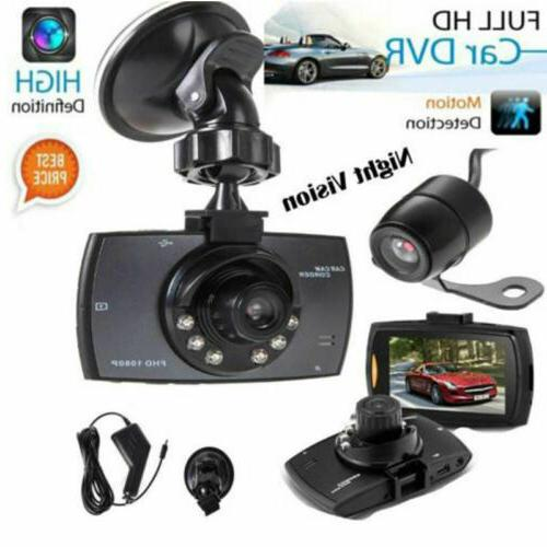 hd 1080p car dvr vehicle camera video