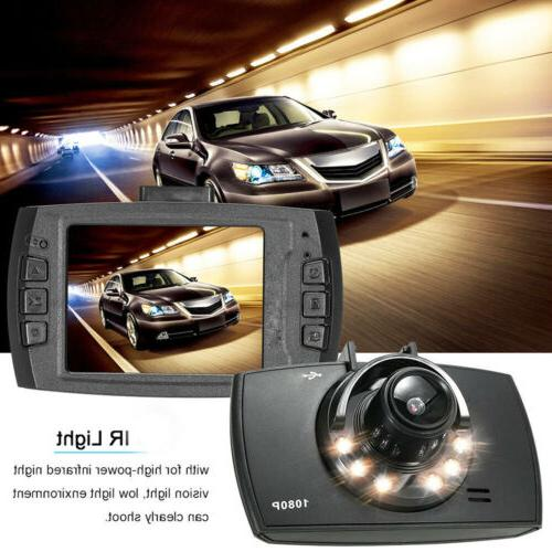 Dash-Cam HD Camera Front InCab Driving Recorder DVR Gift