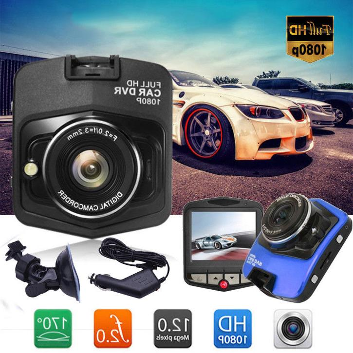 hd car dvr camera audio recorder night