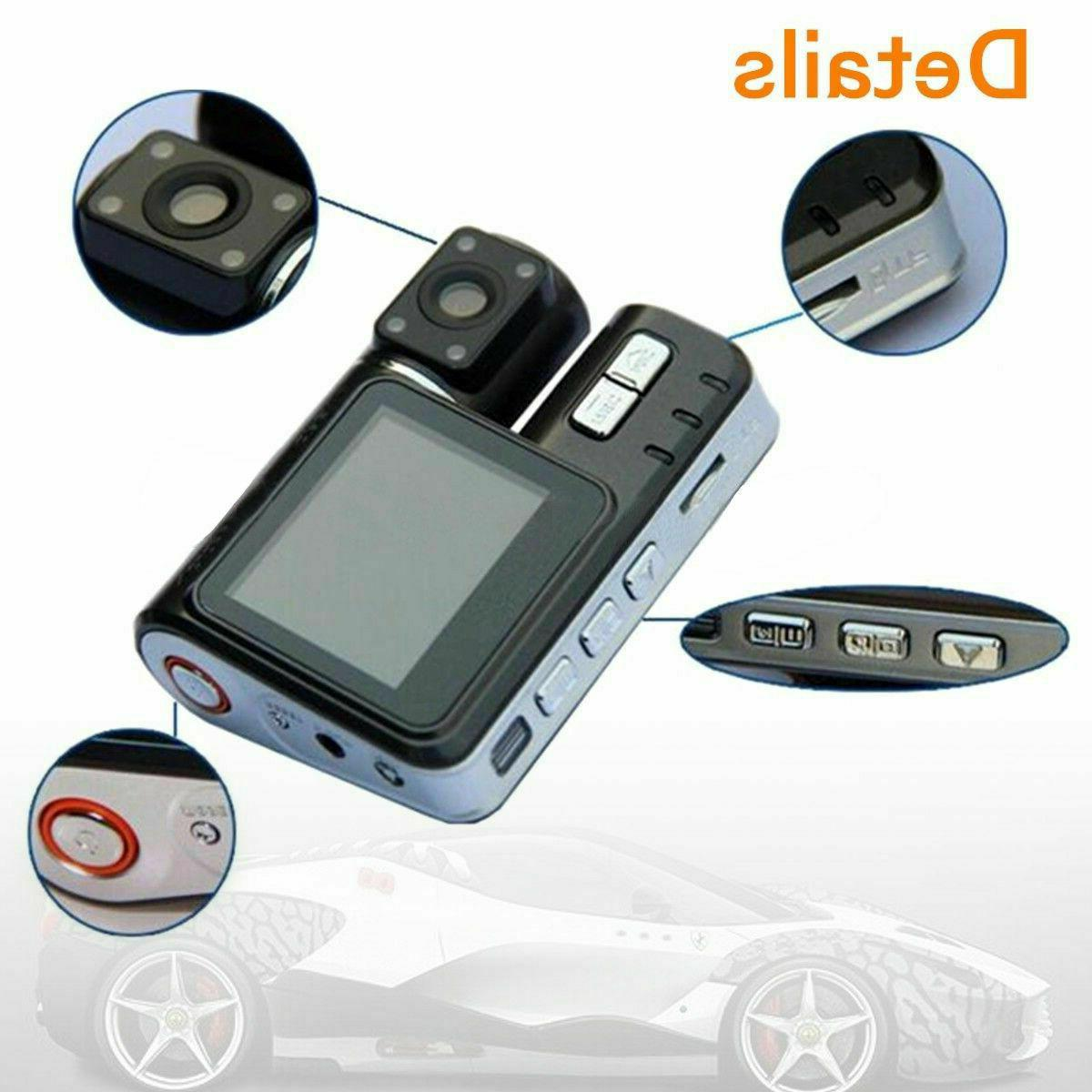 HD Dual Car Recorder G-Sensor