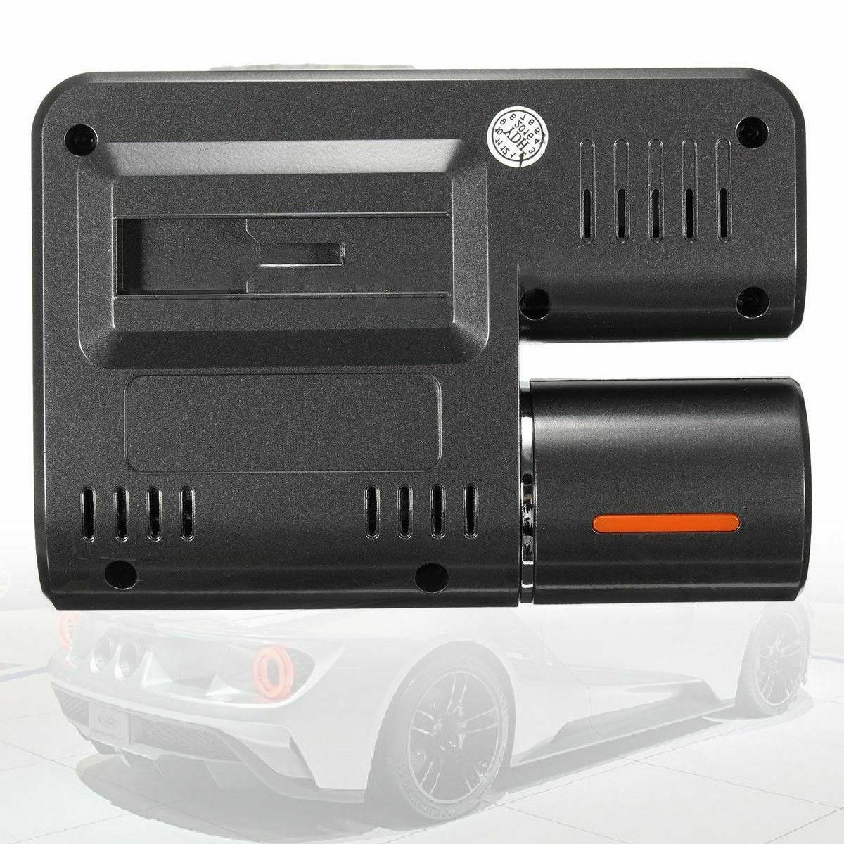 HD Car DVR Cam Vehicle Video Recorder