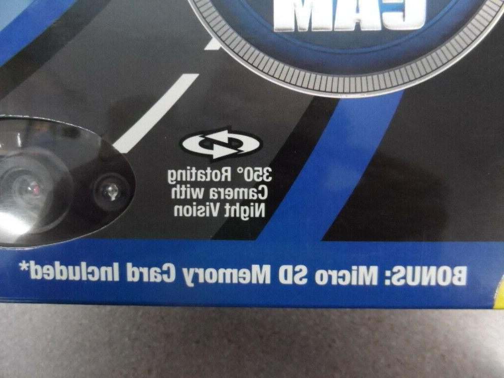 HD Mirror Cam As Seen on TV Dash New Sealed