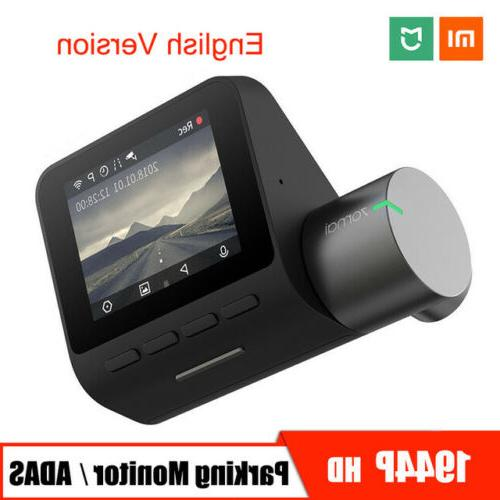 Xiaomi 70mai Pro Dash Cam Voice Control 1944P HD Smart Car D