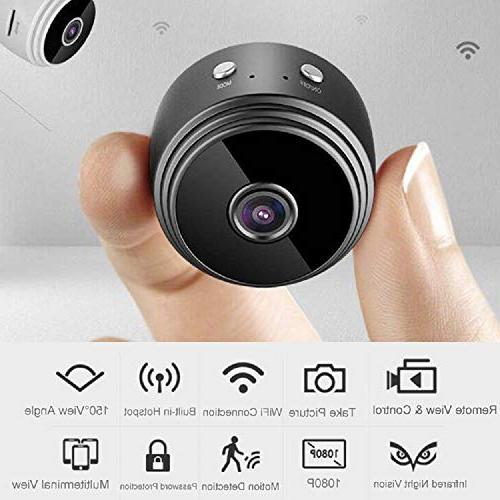 mini spy wifi hidden cam