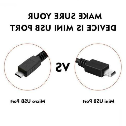 Mini Kit for Dash Wire Charger Cable 12V-24V 5V...