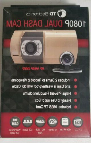 new top dawg gold 1080p dvr dual