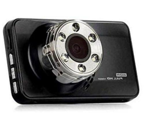 New, Vehicle Cam, Full Wide DVR Camera