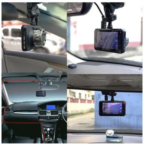 New, Vehicle Dash Cam, Full Wide Angle Camera