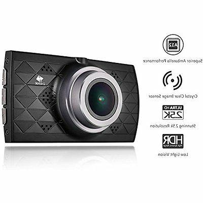 New OnDash 2017 Z-EDGE Z3 Cam, With