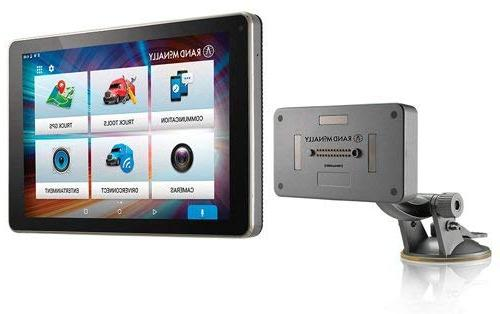 Rand McNally Pro Tablet with Dash and Bluetooth