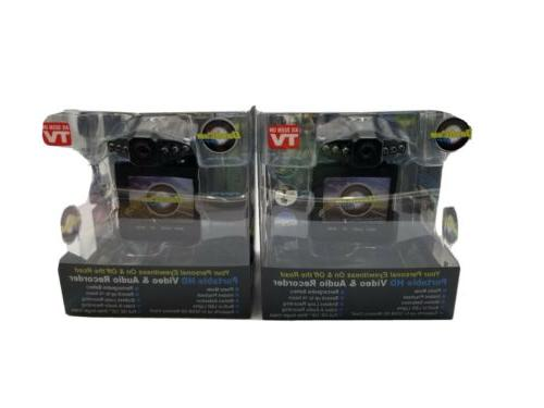 pair of dash cam pro hd portable
