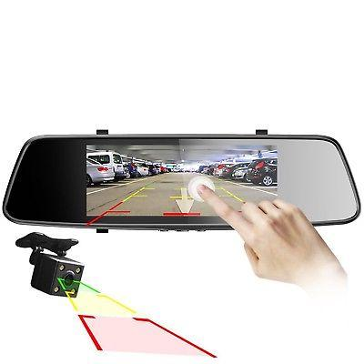 FREE Mirror Touch Cam Dual