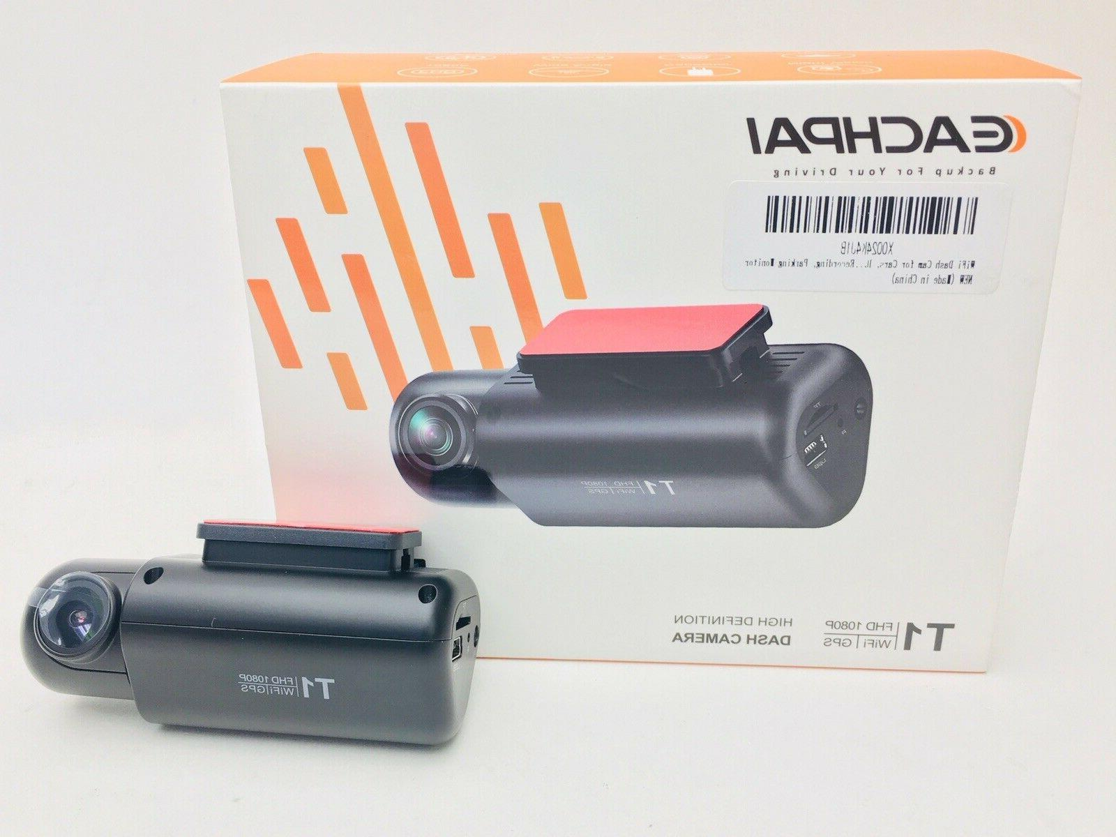 t1 high definition compact dash cam 1080p