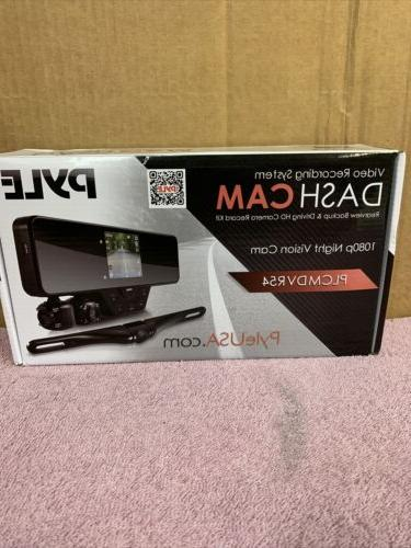 technology 3 dash cam rearview