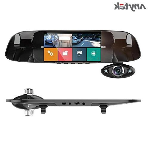 tf card car dash cam