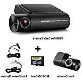 Thinkware F800 Pro Dashcam Bundle 1080P FHD Wifi