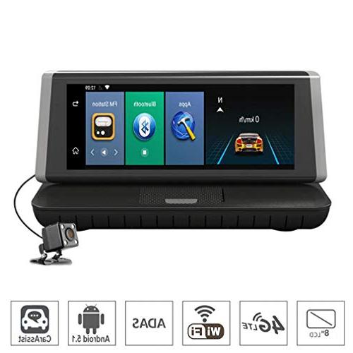 touch android dash cam wifi