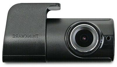 Dual Channel Front and Rear Thinkware TWA-F800R THINKWARE Rear View Camera for F800//F800 PRO Dash Cam Connecting Cable Included 1080p Sony Starvis 2-Channel | Uber Lyft Car Taxi Rideshare