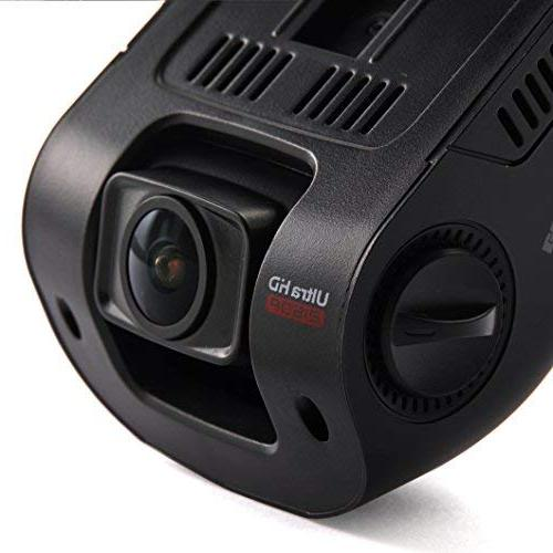 Rexing 3rd 4K Dash 170° Wide Angle Camera Recorder 16GB Card, Loop
