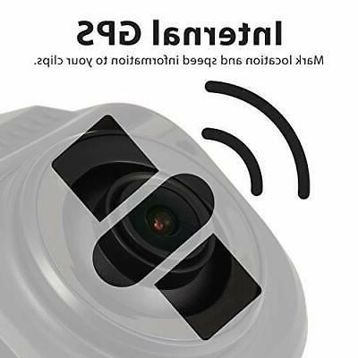 Car Dual HD Front 170 Wide Angle Built-in