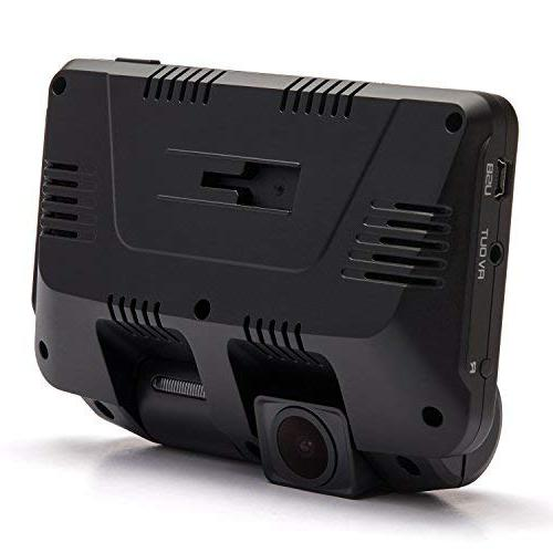 Rexing Front Back Full Wide Angle LCD Car, Dash Cam