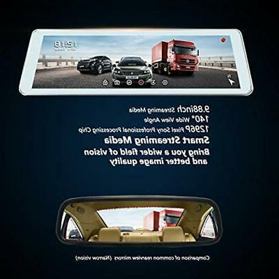 Dash Cam, Touch Streaming